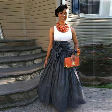 9 Gorgeous Maxi Skirts by Beautiful Skirts A Line Floor Length Maxi Skirt Big Bow