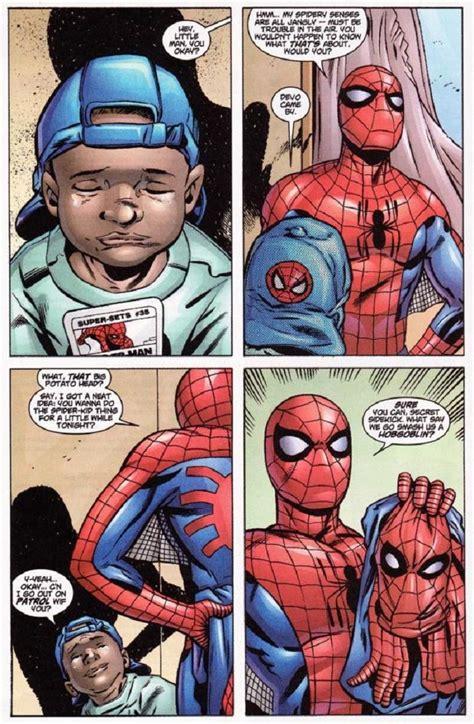 quotes  spider man comics comic books pinterest