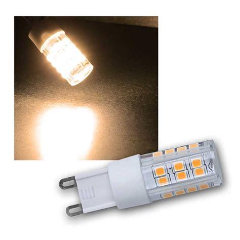 G9 Led Leuchtmittel by G9 Led Leuchtmittel Dimmbar 4w 400lm Birne