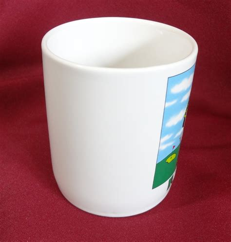 novelty coffee mugs foreplay golf golfers golfing 10 oz novelty coffee mug cup