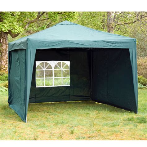 customer reviews for greenfingers pop up gazebo 3m