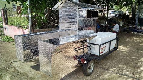 carrito de hot dog puerto rico carrito de hot dog de papas carretones ect se hasen nuevos