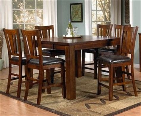 pub style dining room table pub style dining table furniture pinterest style