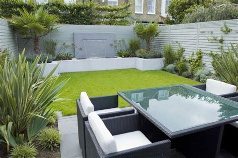 Modern Landscaping Ideas For Small Backyards Small Backyard Modern Design Landscape Designs For Your Home Terrace And Patio Pinterest
