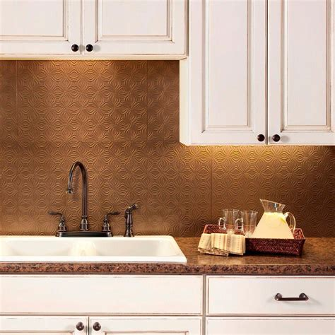 thermoplastic panels kitchen backsplash fasade 24 in x 18 in lotus pvc decorative tile