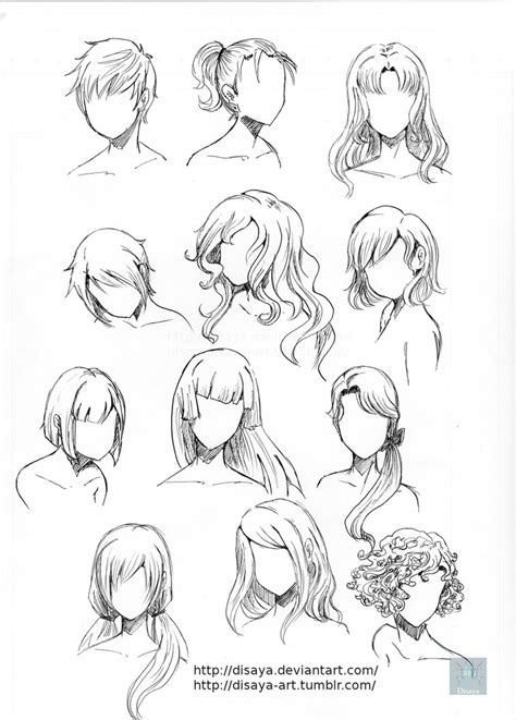 anime hairstyles female tutorial it was asked and i hope it can help love poppies also