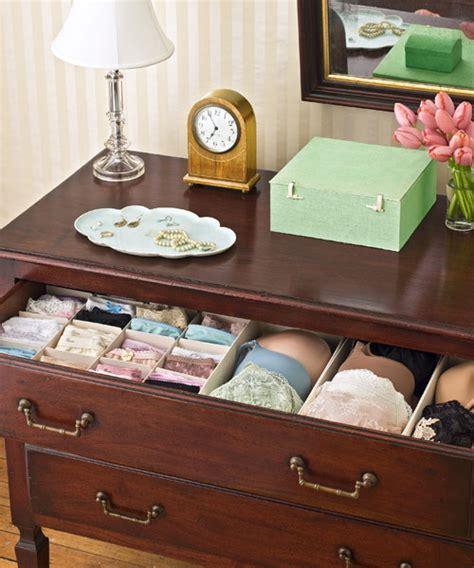 Organizing A Dresser by How To Organize Bra Storage And Organization
