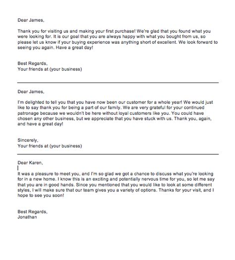 best solutions of business thank you letter nice how to write a