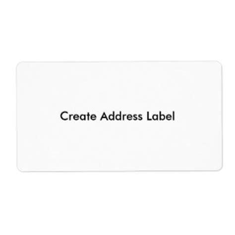 create a shipping label online make shipping address return address labels zazzle