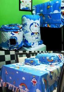Gkm Set Doraemon tas sekolah doraemon pernak pernik anak