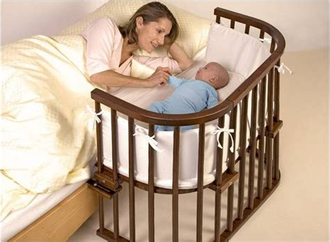 Baby Crib Bed Attachment by Co Sleeper The Bed Of Tomorrow Find Projects