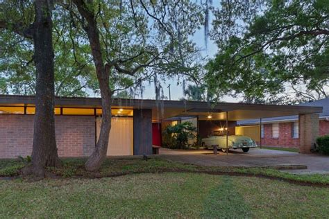 mid century modern on the cusp the bendit house mid