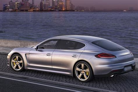 porsche cars 4 door 2014 porsche panamera car review autotrader