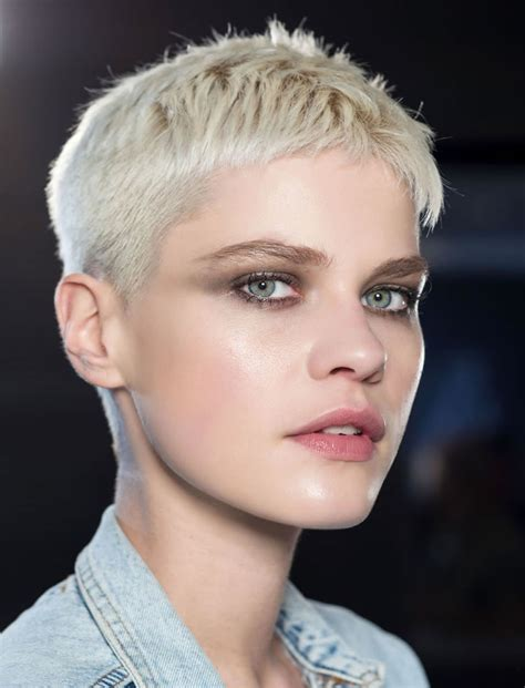 hairstyles pixie very short pixie haircut tutorial images for glorious