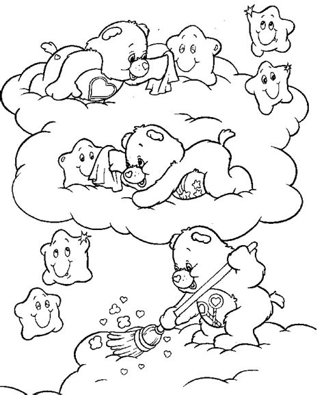 care bears coloring pages care bears coloring book pages coloring home