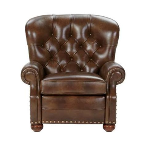 Ethan Allen Recliner Chairs by Shop Recliners Leather And Fabric Recliner Chairs