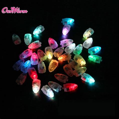small led lights for decoration 100pcs lot colorful led ls balloon lights for paper