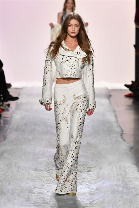New Fashion Show gigi hadid at fashion show at new york