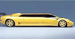 kendall self drive lamborghini limousine