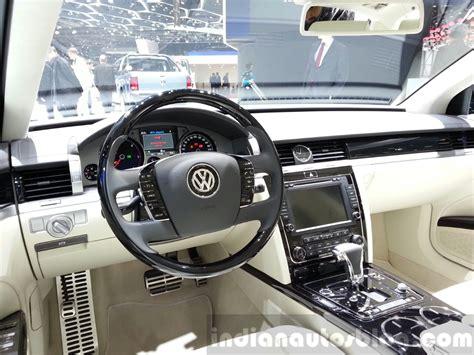 2015 volkswagen phaeton vw phaeton exclusive edition 2015 geneva live