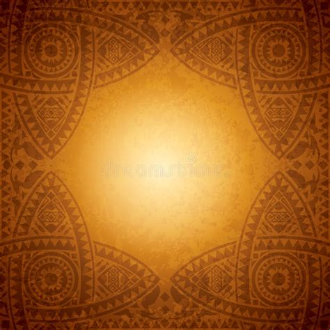 africa vector traditional background pattern african background design template stock vector image