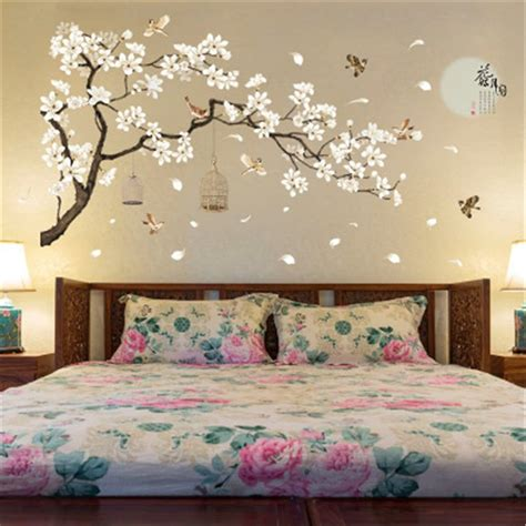 home decor stickers wall 2019 white butterfly wall sticker for home