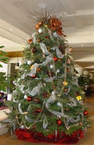 Decorated Trees - s fabulously frugal decorations just
