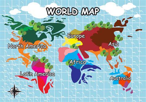 world map illustration 2 world map illustration vector free vector