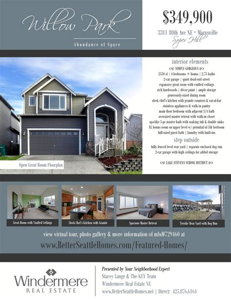 best 25 real estate flyers ideas on real