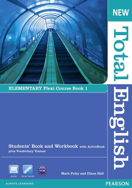 new total english elementary flexi coursebook 1 pack general english courses products and