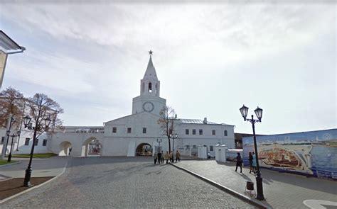entrada kremlin le kremlin de kazan des 233 toiles plein les yeux
