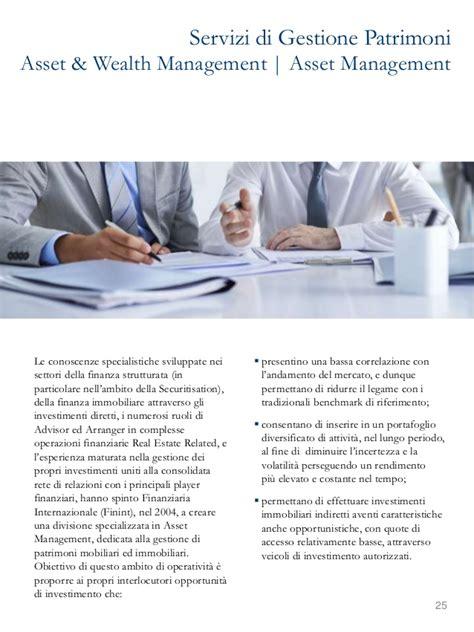 Banca Immobiliare Di Investimenti E Gestioni by Company Profile Banca Finint