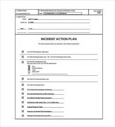 Incident Plan Template by Incident Plan Template 9 Documents In