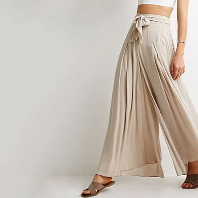 Charles Keith Boxy Buckle 153 10 chic palazzo pant ideas be daze live