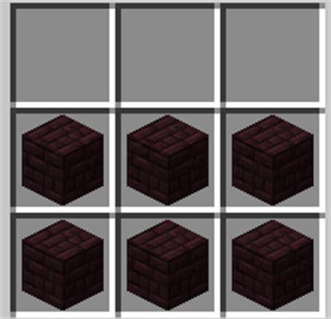 nether brick fence minecraft information