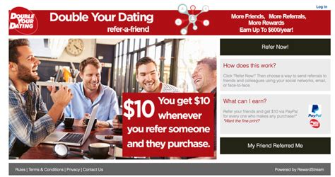 Dating site association