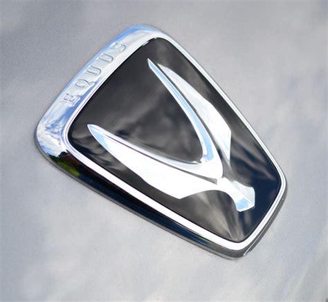 Hyundai Equus Logo by 2012 Hyundai Equus Emblem Logo