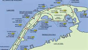 Presque Isle State Park Map by What Travel Writers Say