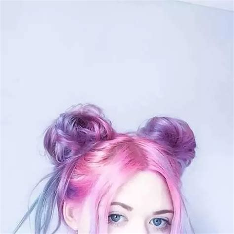hairstyles buns tumblr alfstella