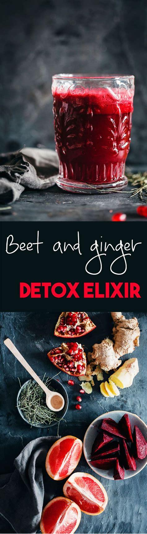 Lemon Detox Elixir by Beet And Detox Elixir Recipe Beets Detox And