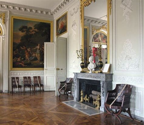 Cabinet Mansart Versailles by This Is Versailles Petit Trianon Dining Room