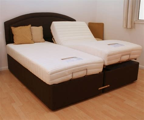 power bed frame gorgeous bed frames memory foam adjustable electric