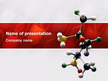 Powerpoint Design Vorlage Medizin Helix Powerpoint Templates And Backgrounds For Your Presentations Now