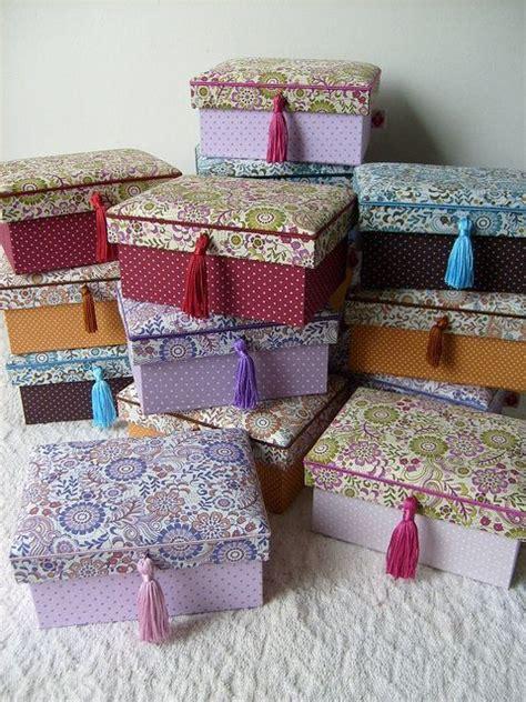 como decorar cajas de carton zapatos c 243 mo decorar cajas de cart 243 n para guardar cosas 5 ideas