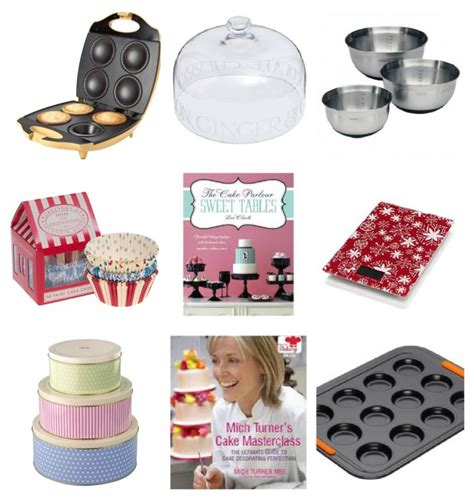 my top baking christmas gifts 2012