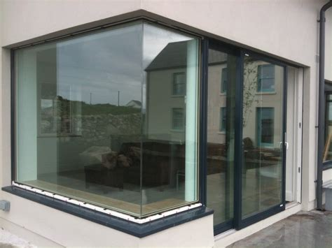 corner window glass floating corner double glazed google search