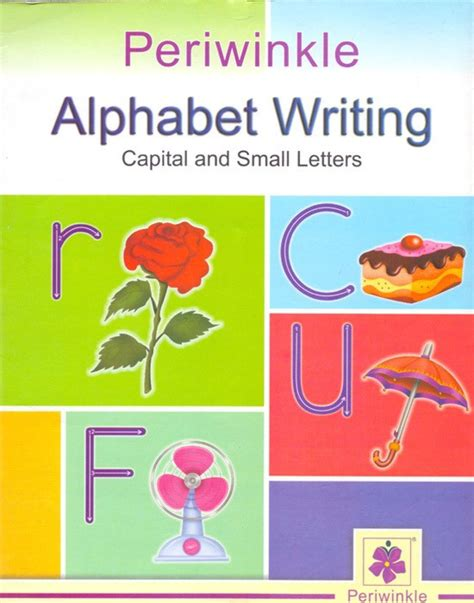 periwinkle pattern writing book periwinkle alphabet writing capital and small letters