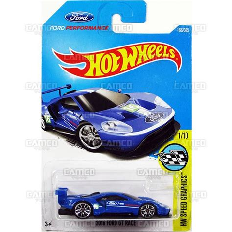 Hotwheels 2017 Ford Gt 2016 ford gt race 166 blue 2017 wheels basic h assortment camco toys