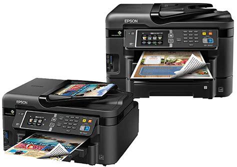 Printer Epson Wf 3620 epson wf 3620 vs wf 3640 damorashop
