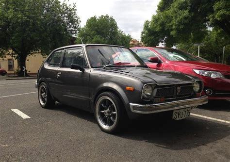 1975 honda civic for sale 1975 honda civic with pgm f1 turbo conversion